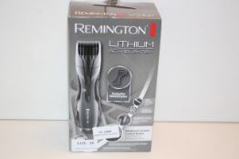 BOXED REMINGTON LITHIUM BEARD BARBA RRP £44.99Condition ReportAppraisal Available on Request- All