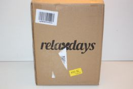 BOXED RELAXDAYS WASTE BIN WHITE RRP £14.99Condition ReportAppraisal Available on Request- All