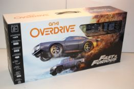 BOXED ANKI OVERDRIVE FAST & FURIOUS EDITION RRP £49.99Condition ReportAppraisal Available on
