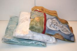 3X ASSORTED ITEMS TO INCLUDE DUVET COVER & OTHER (IMAGE DEPICTS STOCK)Condition ReportAppraisal