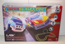BOXED SCALEXTRIC LAW ENFORCER POLICE SUV V CONCEPT MAELSTROM RRP £43.99Condition ReportAppraisal