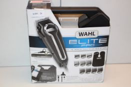 BOXED WAHL ELITE PRO HOME HAIR CLIPPER SET Condition ReportAppraisal Available on Request- All Items