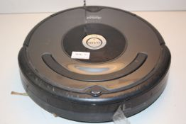 UNBOXED IROBOT ROOMBA ROBOT VACUUM CLEANER (NO DOCK OR CHARGE LEAD)Condition ReportAppraisal
