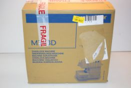 BOXED BROTHER OVERLOCK SEWING MACHINE MODEL: M343D RRP £290.00Condition ReportAppraisal Available on