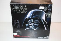 BOXED HASBRO DISNEY STAR WARS THE BLACK SERIES DARTH VADER PREMIUM ELECTRONIC HELMET E0328 RRP £