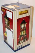 BOXED LEMAX CHRISTMAS CLOCK TOWER Condition ReportAppraisal Available on Request- All Items are