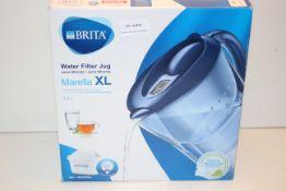 BOXED BRITA WATER FILTER JUG MARELLA XL 3.5L MAXTRA+ RRP £34.99Condition ReportAppraisal Available