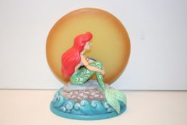 BOXED DISNEY TRADITIONS MERMAID BY MOONLIGHT 6005954 RRP £56.25Condition ReportAppraisal Available