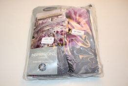 BOXED INSPIRATIONS COLLECTION REVERSIBLE SINGLE DUVET COVER SET Condition ReportAppraisal