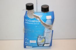 BOXED SODA STREAM CARBONATING BOTTLES Condition ReportAppraisal Available on Request- All Items
