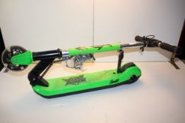 UNBOXED XOOTZ ELEMENTS ELECTRIC SCOOTER RRP £145.99Condition ReportAppraisal Available on Request-