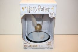3X BOXED HARRY POTTER BELL JAR LIGHT RRP £29.99 EACHCondition ReportAppraisal Available on