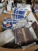 ONE PALLET TO CONTAIN A LARGE ASSORTMENT OF ITEMS, PLEASE SEE IMAGE Condition ReportAppraisal