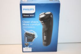 BOXED PHILIPS SHAVER 3000 RRP £50.00Condition ReportAppraisal Available on Request- All Items are