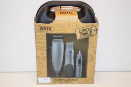 BOXED WAHL CLIPPER & TRIMMER COMPLETE GROOMING SET RRP £70.00Condition ReportAppraisal Available