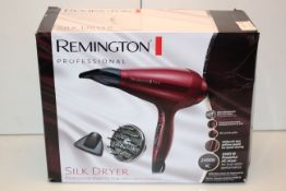 BOXED REMINGTON PROFESSIONAL SILK DRYER RRP £52.25Condition ReportAppraisal Available on Request-