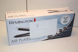 BOXED REMINGTON AIR PLATES STRAIGHTENER RRP £39.99Condition ReportAppraisal Available on Request-