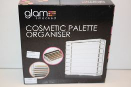 BOXED GLAM SMACKED COSMETIC PALETTE ORGANISER RRP £25.99Condition ReportAppraisal Available on