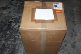 BOXED REALLY USEFUL BOX PLASTIC STORAGE BOX 84LCondition ReportAppraisal Available on Request- All