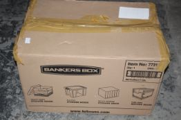 BOXED BANKERS BOX PRO STORE 85 LITRE Condition ReportAppraisal Available on Request- All Items are