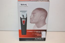 BOXED WAHL T-PRO CORDLESS T-BLADE TRIMMER RRP £59.99Condition ReportAppraisal Available on