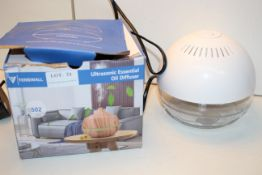 2X BOXED ASSORTED ULTRASONIC ESSENTIAL OIL DIFFUSERSCondition ReportAppraisal Available on