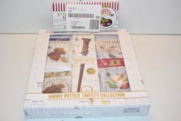 2X ASSORTED BOXED HARRY POTTER SWEET TREATS (IMAGE DEPICTS STOCK)Condition ReportAppraisal Available