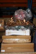 7X ASSORTED BOXED/UNBOXED ITEMS (IMAGE DEPICTS STOCK)Condition ReportAppraisal Available on Request-