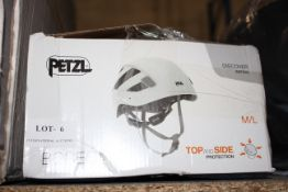 BOXED PETZL BOREO HELMET M/L RRP £53.00Condition ReportAppraisal Available on Request- All Items are