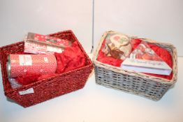 2X BOXED ASSORTED FOOD GIFT SETS COMBINED RRP £35.00 (BBE DATES MAY VARY)Condition ReportAppraisal