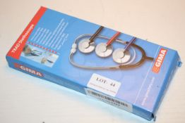 BOXED GIMA TRAD STETHOSCOPE RRP £12.99Condition ReportAppraisal Available on Request- All Items