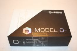 BOXED GLORIOUS PC GAMING RACE MODEL 0- RGB GAMING MOUSE RRP £59.95Condition ReportAppraisal