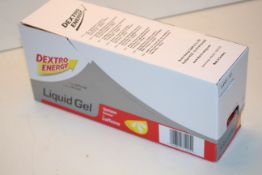 12X BOXED DEXTRO ENERGY LIQUID GEL LEMON FLAVOR + CAFFEINECondition ReportAppraisal Available on