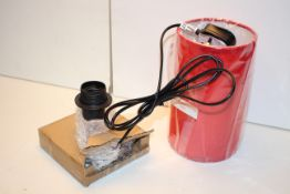 BOXED RED LAMP NV224 RRP £18.00Condition ReportAppraisal Available on Request- All Items are