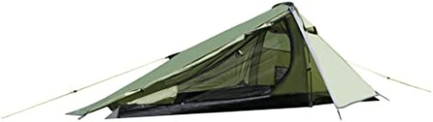BAGGED YELLOWSTONE MATTERHORN UNISEX OUTDOOR TENT RRP £49.99Condition ReportAppraisal Available on
