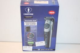 BOXED CEENWES PROFESSIONAL HAIR CLIPPER CWS-019 RRP £27.99Condition ReportAppraisal Available on