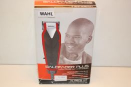 BOXED WAHL BALD FADER PLUS ULTRA CLOSE CUT HAIR CLIPPER RRP £40.00Condition ReportAppraisal