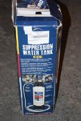 BOXED DURO SUPPRESSION WATER TANK 13 LITRE Condition ReportAppraisal Available on Request- All Items