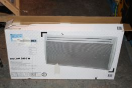 BOXED DILLAM 2000W RADIANT PANEL HEATER RRP £64.99Condition ReportAppraisal Available on Request-
