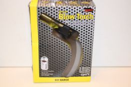 BOXED GO SYSTEM BLOW TORCH MODEL: GB2070H RRP £14.99Condition ReportAppraisal Available on
