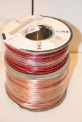 2X ROLLS ASSORTED ELECTRICAL CABLE/WIRE (IMAGE DEPICTS STOCK)Condition ReportAppraisal Available