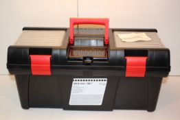 UNBOXED 52.5CM TOOL BOX Condition ReportAppraisal Available on Request- All Items are Unchecked/