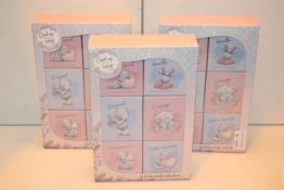3X BOXED CURL UP AND GET COSY HOT CHOCOLATE SELECTIONSCondition ReportAppraisal Available on