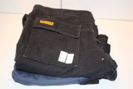 2X ASSORTED PAIRS WORK PANTS Condition ReportAppraisal Available on Request- All Items are