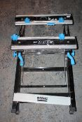 UNBOXED MAC ALLISTER WORK BENCH RRP £59.99Condition ReportAppraisal Available on Request- All