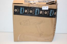 BOXED GINOUR HEAT GUN MODEL: TPK-PT004 RRP £28.00Condition ReportAppraisal Available on Request- All