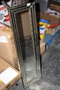 UNBOXED RECTANGLE LONG MIRROR (COLLECTION RECOMMENDED)Condition ReportAppraisal Available on