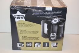 BOXED TOMMEE TIPPEE CLOSER TO NATURE PERFECT PREP MACHINE RRP £59.99Condition ReportAppraisal