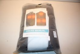 BAGGED AOJUN MOBILE WARMING MOTORCYCLE VEST Condition ReportAppraisal Available on Request- All