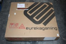 BOXED EUREKA GAMING DESK Condition ReportAppraisal Available on Request- All Items are Unchecked/